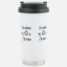Unique Cruise vacation Travel Mug