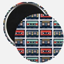 Cassettes Pattern Magnets