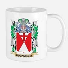 Bocanegra Coat of Arms - Family Crest Mugs