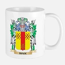 Bock Coat of Arms - Family Crest Mugs