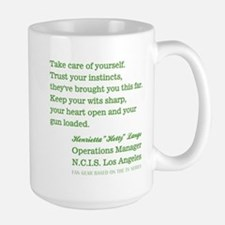 TAKE CARE... Mugs