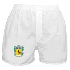 Bodie Coat of Arms - Family Crest Boxer Shorts
