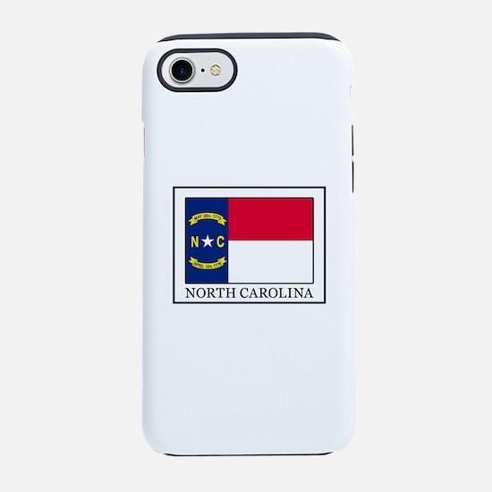 North Carolina iPhone 8/7 Tough Case