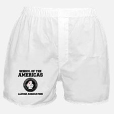 school of the americas Boxer Shorts