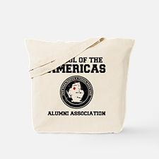 school of the americas Tote Bag