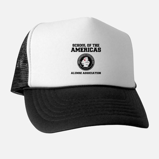 school of the americas Trucker Hat