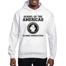 school of the americas Hoodie