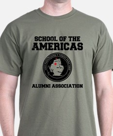 school of the americas T-Shirt