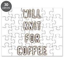 WILLKNITFORCOFFEE Puzzle