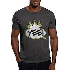 Yee! (Yo! MTV Raps theme) T-Shirt