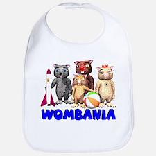 Wombie Cast Bib