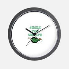 $HARE THE WEALTH Wall Clock