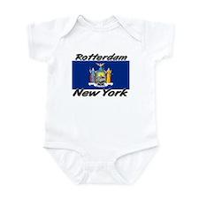 Rotterdam New York Infant Bodysuit