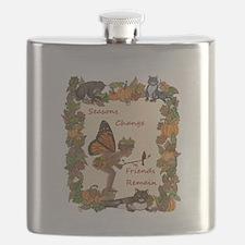 Seasons Change Flask