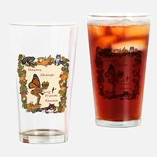 Seasons Change Drinking Glass