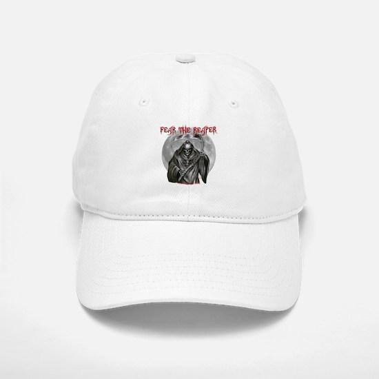 Fear The Reaper Cap