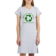 Cute Liver transplant Women's Nightshirt