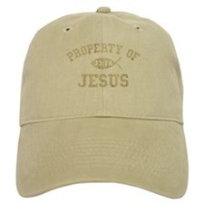 PROPERTY OF JESUS Baseball Cap
