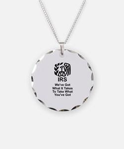 IRS - WE'VE GOT WHAT IT TAKE Necklace