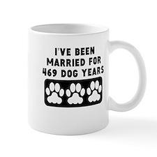 67th Anniversary Dog Years Mugs