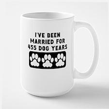 65th Anniversary Dog Years Mugs