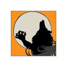 Howling Werewolf Sticker