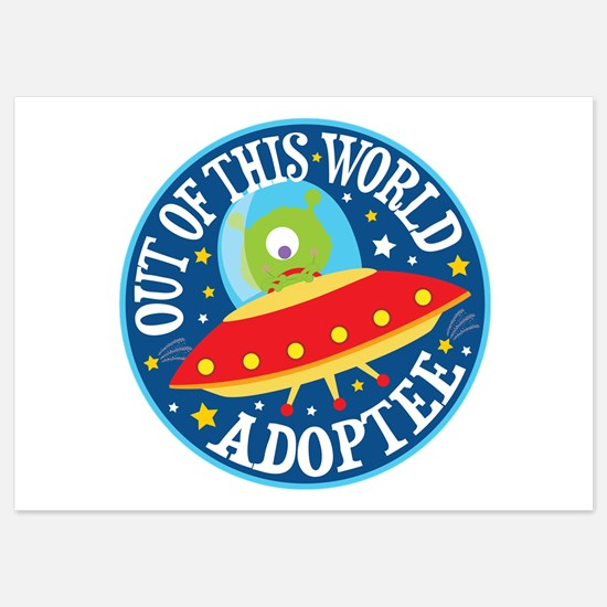 Adoptee Alien Invitations