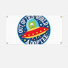 Adoptee Alien Banner