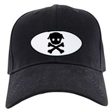 Pug Crossbones Baseball Hat