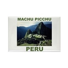 MACHU PICCHU, PERU Rectangle Magnet