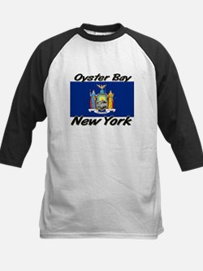 Oyster Bay New York Kids Baseball Jersey