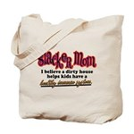 Slacker Mom Immune System Tote Bag