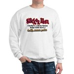 Slacker Mom Immune System Sweatshirt