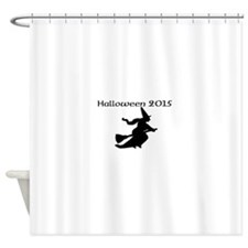 witch west Shower Curtain