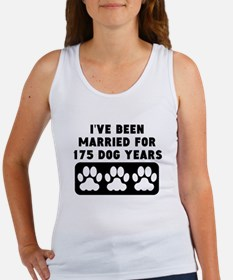 25th Anniversary Dog Years Tank Top