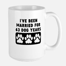 9th Anniversary Dog Years Mugs