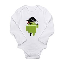 Cute Android Baby Suit
