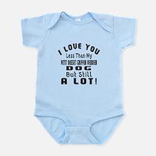Petit Basset Griffon Vendeen dog d Infant Bodysuit
