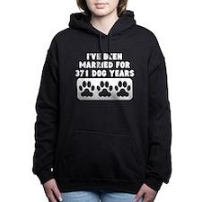 53rd Anniversary Dog Years Women's Hooded Sweatshi