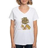 50th birthday for women Womens V-Neck T-shirts