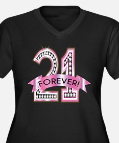 21 Forever Plus Size T-Shirt
