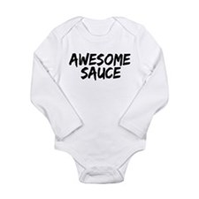 Cute Strange humor Long Sleeve Infant Bodysuit