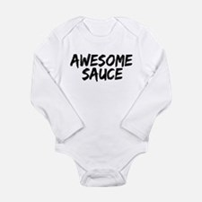 Cute Cool sayings Long Sleeve Infant Bodysuit