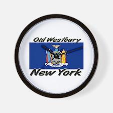 Old Westbury New York Wall Clock