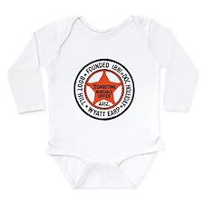 Cute Wyatt Long Sleeve Infant Bodysuit