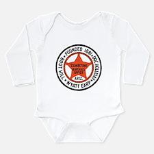 Tombstone Long Sleeve Infant Bodysuit