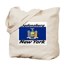 Ogdensburg New York Tote Bag
