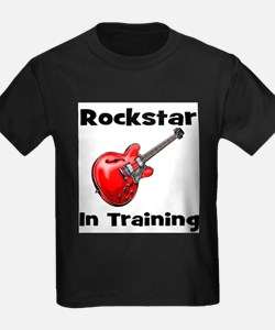 Unique Kids rockstar T