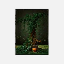 Halloween Night 5'x7'Area Rug