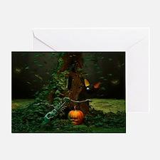 Halloween Night Greeting Cards